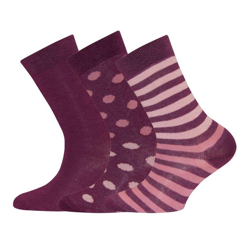 Носки для девочки (3 пары)
