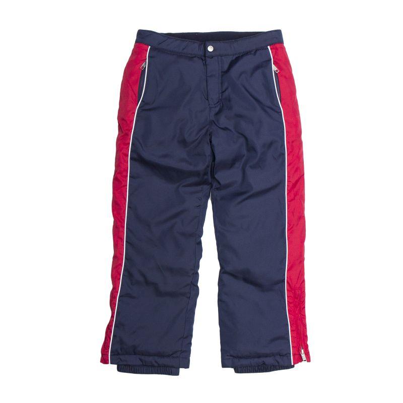 Утепленные непромокаемые брюки для мальчика