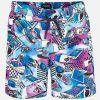 Яркие плавательные шорты для мальчика