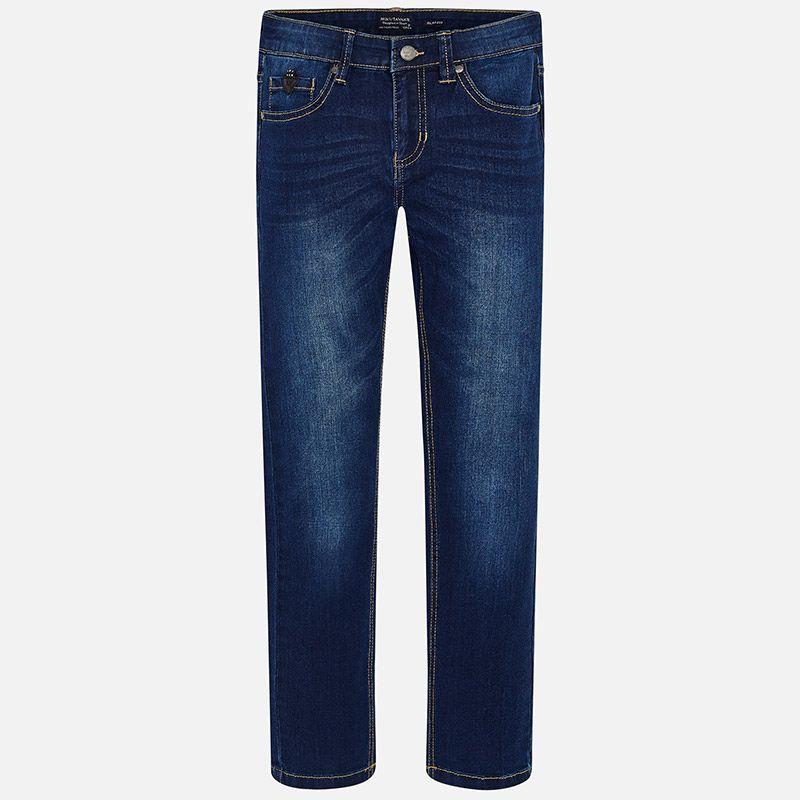 Зауженные джинсы Slim fit для мальчика