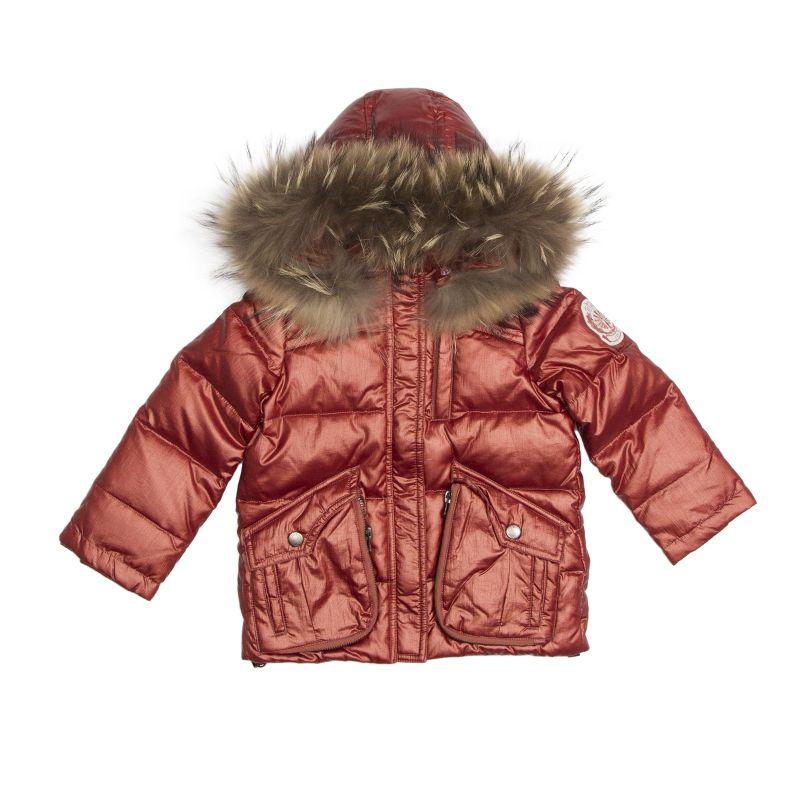 Куртка зимняя уни