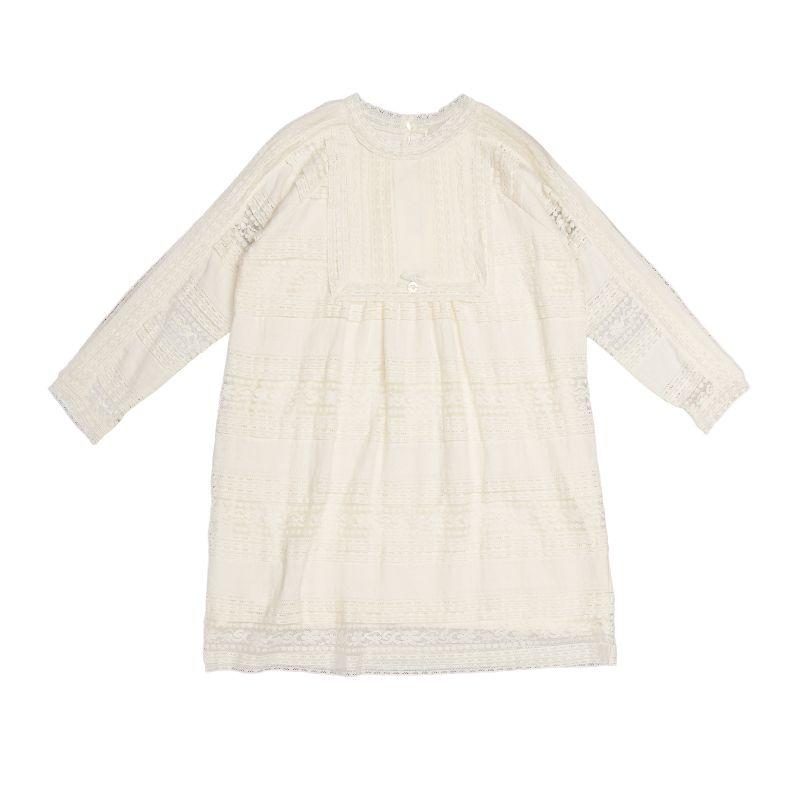 Платье с длинным рукаовм для девочки