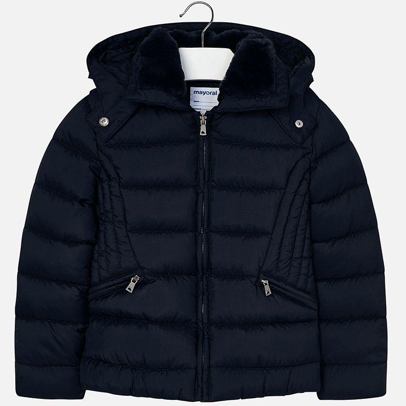 Куртка для девочки на синтепоне