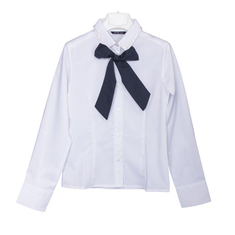 Блуза школьная дя девочки